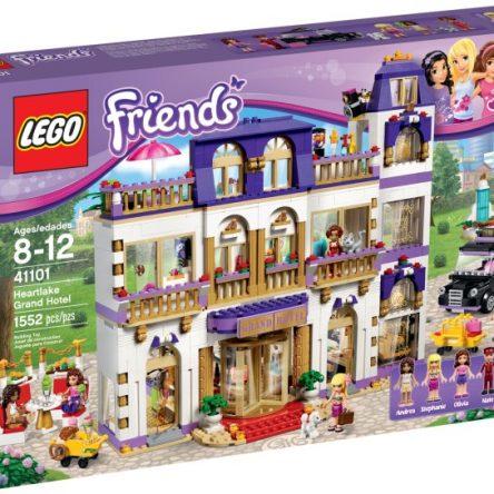 Lego friends 41101 didysis Hartleiko viešbutis