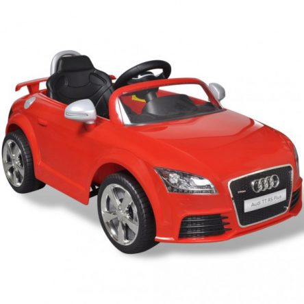 Elektromobilis Audi TT RS plius