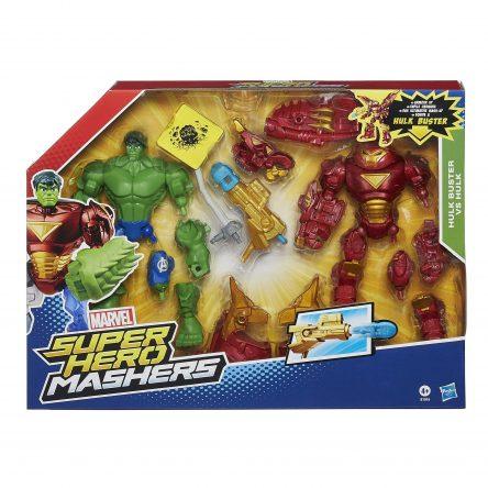 Konstruktorius Super Hero Mashers