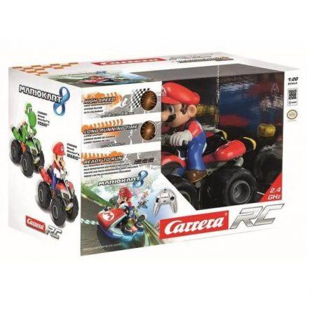 Mašinėlė su distanciniu valdymu Carrera Mariokart