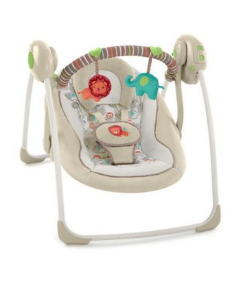 Ingenuity-Soothe-n-Delight-Portable-Swing-cozy-kingdom