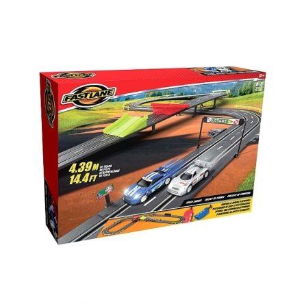 Fast lane mašinėlių trasa SPEEDWAY CHASERS