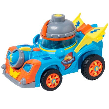 """Mašinėlė su sukučiu """"SuperThings"""" – """"Kazoom Racer"""""""